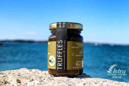 Black Truffle Sauce with Olives 90g 累松露橄欖醬 90克