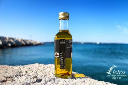 Extra Virgin Olive Oil with Black Truffle Slice 100ml 黑松露特級初榨橄欖油 100毫升