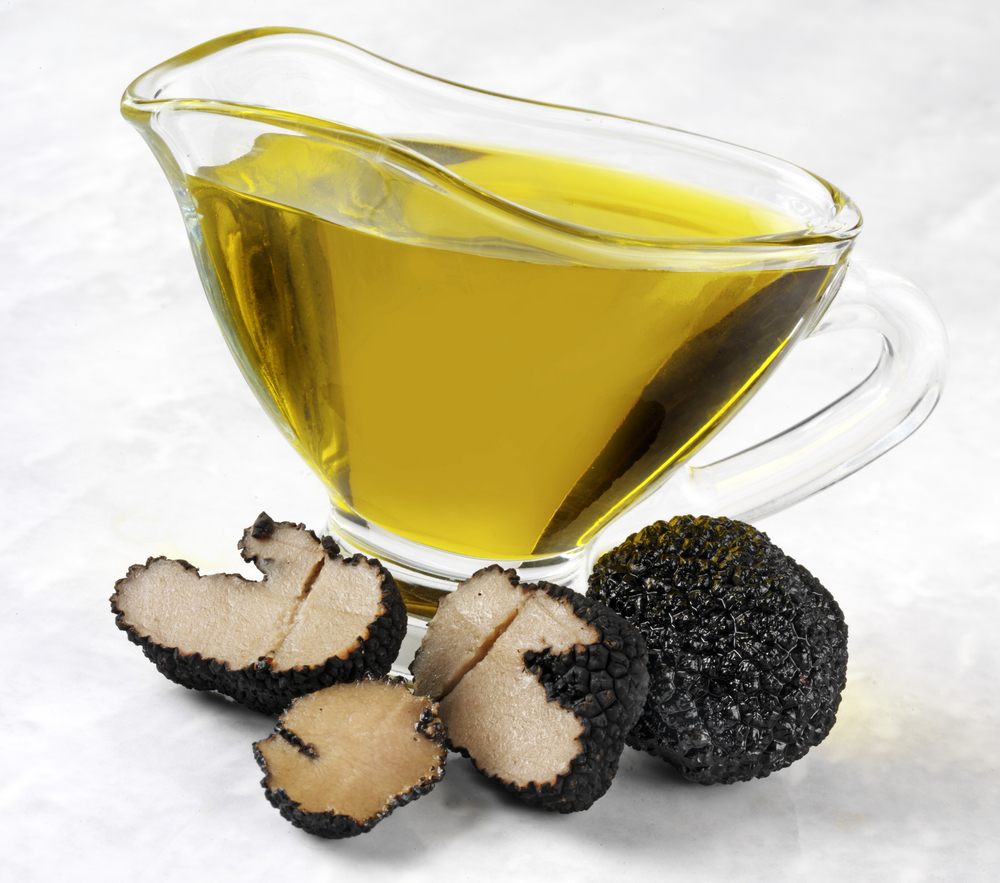 Black Truffle and Extra Virgin Olive Oil