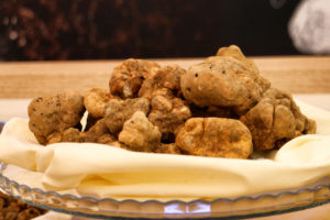 Fresh Istrian White Truffles in season 2017/2018