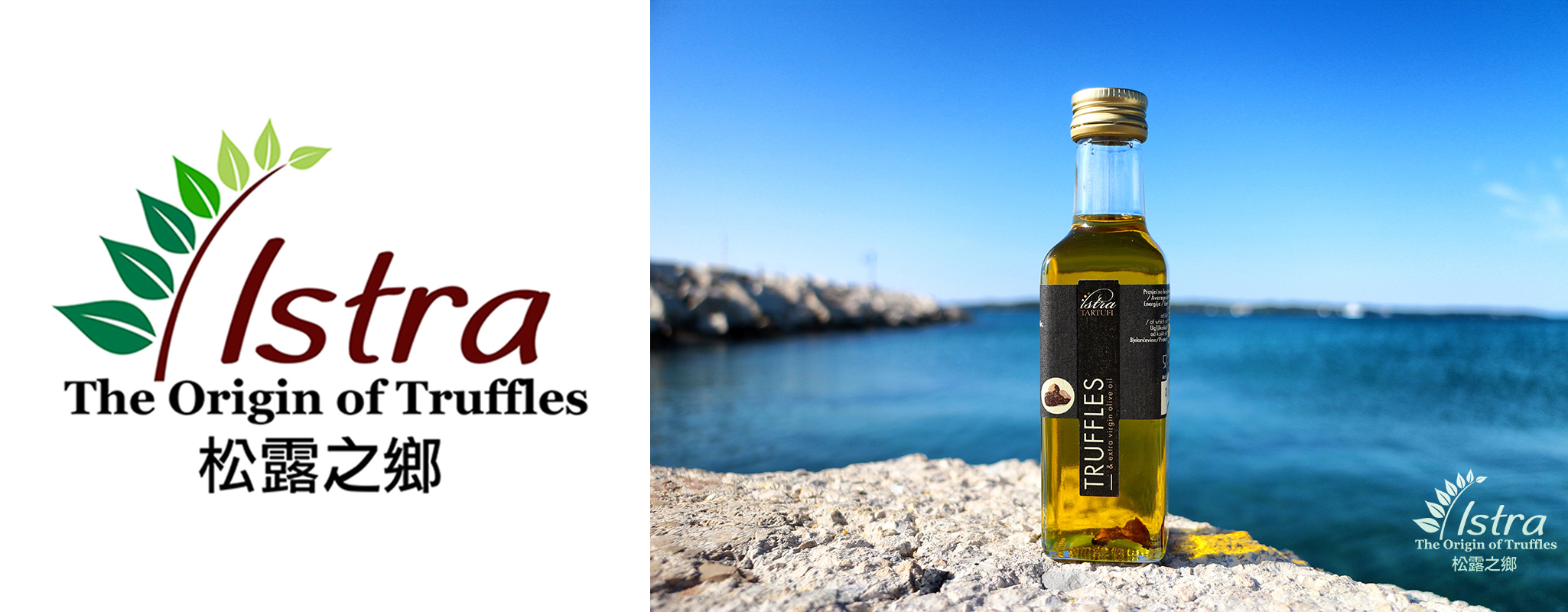 黑松露特級初榨橄欖油