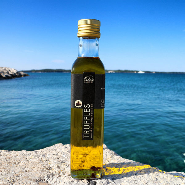Extra Virgin Olive Oil with Black Truffle 250ml 黑松露初榨橄欖油 250毫升