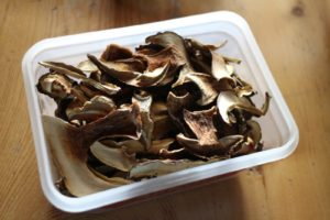 How to prepare Dried Boletus?