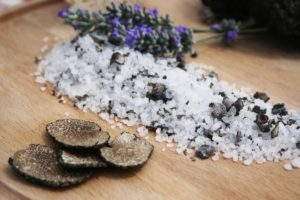 Using Truffle Salt in Cooking