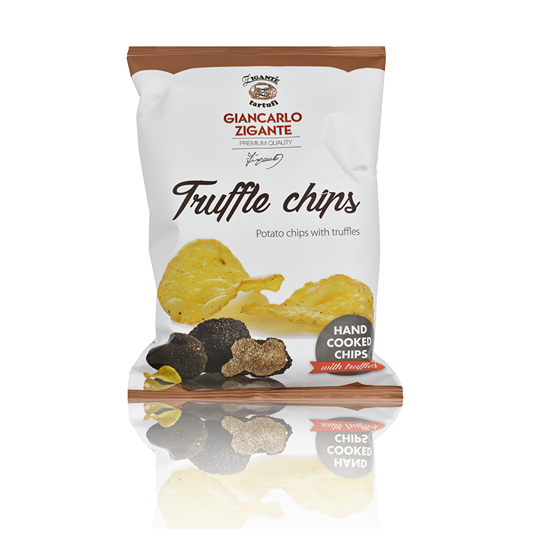 Black Truffle Chips